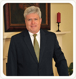 attorney Newton Galloway